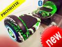 HoverBoard Green Star Baterie Samsung 1000w Telecomanda-HUSA