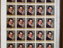 36 de coli și blocuri de timbre filatelice