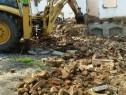 Prestam servicii cu buldoexcavator miniexcavator si bobcat