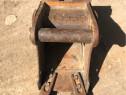 Cupa Miniexcavator cu cuplare rapidă S01