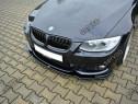 Prelungire splitter bara fata BMW Seria 3 E92 M-Pachet v5