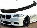Prelungire splitter bara fata BMW Seria 5 F10 F11 11-14 v2