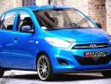 Prelungire splitter bara fata Hyundai I10 MK1 FL 10-13 v1