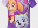Tricou pt fete Nickelodeon Paw Patrol