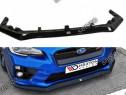 Prelungire splitter bara fata Subaru Impreza MK4 WRX v12