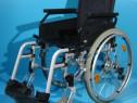 Scaun, carucior cu rotile dizabili, handicap pliabil