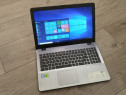Laptop ASUS gaming, intel core i7-6500 ,video 4 gb nvidia