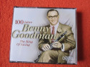 CDx3 Benny Goodman-100 Jahre-The King of Swing-cadou inedit