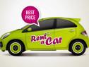 Inchirieri auto, rent a car