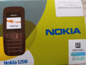 Telefon Nokia 1208 Black NOU