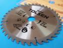 Panza circular pentru lemn 235mm/ax 30mm cu 40 dinti vidia