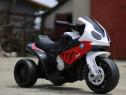 Motocicletă electrică pt. 1-3 ani BMW S1000RR 1x 12W 6V 4Ah