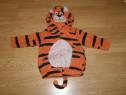 Costum carnaval serbare animal tigru pentru copii 1-2 ani