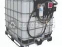 Bazin Rezervor 600 litri Adblue sau cu pompa motorina