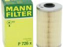 Filtru Combustibil Mann Filter P726X