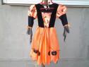 Pumpkin Costum Copii de Halloween mar. 3-5 ani