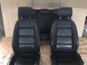 Scaune banchete încălzite piele Audi A6 C6 4F