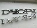 Scris mare legat Dacia pentru Dacia 1300 si 1310
