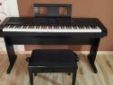 Pianina digitala yamaha dgx 660 black