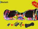 HoverBoard Nou cu garantie cu maner Bluetooth-Telecomanda Hu