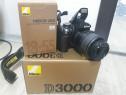 Aparat foto Nikon d3000