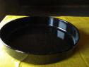 Tava rotunda, noua, pentru cuptor, diametru de 42 cm,