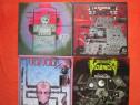 Vinil Voïvod 1-st Ed. -4 albume - thrash metal ,heavy metal