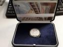 Moneda argint 75 de ani înființarea Universității Timisoara
