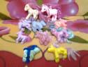 Set 9 figurine ponei plastic jucarii copii