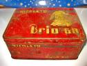 7696-I-Cutie 60 Tigarete Nicoleto Brio metal veche.