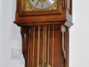 Ceas de perete cu pendula si 3 greutati Franz Hermle
