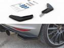 Prelungire splitter bara spate VW Golf 7 GTI 2013-2016 v22