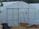Solar profesional de gradina pentru legume sau flori 20m/6m