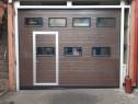 Usa de garaj pentru service,spalatorie,hala,depozit