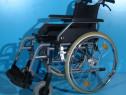 Scaun cu rotile dizabilitati B+B / latime sezut 46 cm