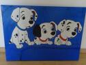 Tablou Dalmatieni decorare camera copilului/clasa gradinita