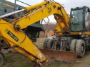 Excavator pe roți JCB JS 160 W