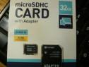 Card memorie microsdhc 32 GB cl10 NOU garanție 2 ani Polonia