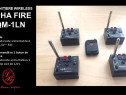 Sistem wireless vulcani alpha fire 4qm de 1,5v
