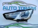 Far stanga bixenon Audi A4 B9 model 2016-2020 cod 8W0941005