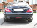 Difuzor bara spate Mercedes CLS C218 2011-2014 v