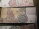 Bancnote de 500 lei cu Constantin Brâncuși