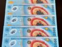 Bancnote de colectie, 2000 lei cu eclipsa din 1999