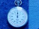 Cronometru mecanic heuer-savic, fabricat in suisse.