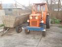 Tractor VR 445 cu plug,disc,prasitoare,caruta