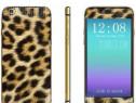 Full body Sticker pentru iPhone 6 - leopard