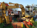 Punte fata excavator Liebherr 900 Litronic , APL-B755