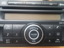 Radio cu CD-Changer si Bluetooth Nissan. Original