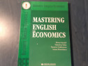 Mastering english for economics Diana Ioncica