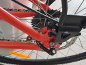 Bicicleta Pegas HOINAR culare portocaliu neon - dama